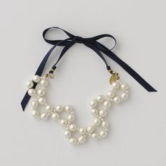 Pearls....Perfect with a Little black D.R.E.S.S.
