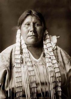Arikara Indian Woman