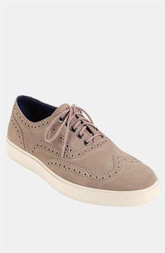 Cole Haan Bergen Wingtip, meet Sneaker.