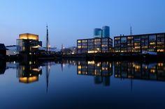 De Veilinghaven in Parkhaven in Utrecht (caressa)