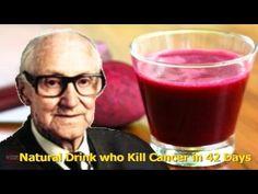 Mais de 50 mil pessoas com câncer e outras doenças que não são curáveis experimentaram os benefícios deste suco especial e obtiveram o resultado que estavam procurando.