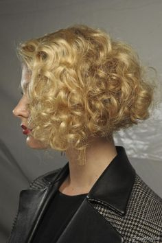 A curly bob for nachstylen+Can Curly Hair Get A Bob
