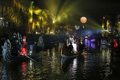 Highlights from Carnival of Venice 2016