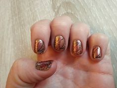 Nailstorming #23 Autumn Nails