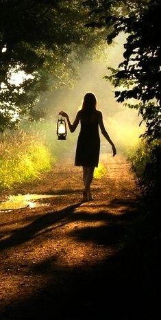 lights, pictur, morn walk, lip, lamp, path, psalm, road, lanterns