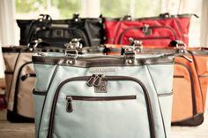 "Clark & Mayfield - Sellwood laptop handbag 15.6"""
