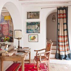 """Javier Gonzalez Sanchez-dalp on Instagram: """"Carmona"""" Javier Gonzalez, Interior Styling, Interior Design, Old World Charm, Mediterranean Style, Mudroom, Furniture Decor, Interior Inspiration, Interior And Exterior"""