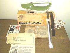 Vintage Hamilton Beach Scovill Electric Knife Model 275 Excellent Tested Working