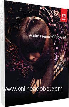Adobe Premiere CS6 $199.99