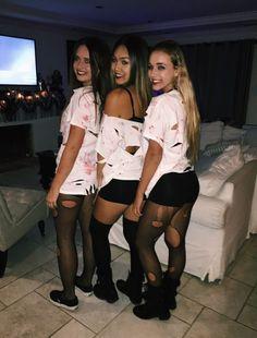 disfraces para mejores amigas en halloween fire away paris cen Clever Halloween Costumes, Halloween Outfits, Halloween Ideas, Maquillage Halloween, Halloween Disfraces, Zombies, Holidays, Dressers, Fall