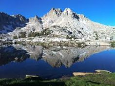 John Muir Trail, CA