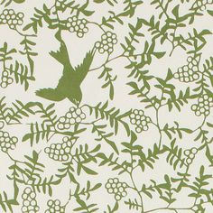 A tribute to the laid-back, outdoorsy culture of the Northwestern US, MIDORI''s Swallow Gift Wrap takes you on a journey into Washington's lush mountain forests. http://www.midoriribbon.com/gift-wrap-swallow-green-on-cream/