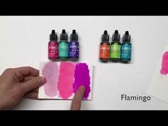 Tim Holtz® Alcohol Inks | Ranger Ink and Innovative Craft Products