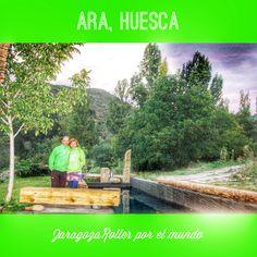 Desce Ara, Huesca. ZaragozaRoller por el mundo. Aquarium, World, Zaragoza, Roller Blading, Goldfish Bowl, Aquarium Fish Tank, Aquarius, Fish Tank