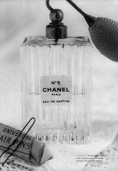 Vintage Chanel No 5