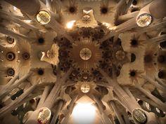 Sagrada Familia Barcelona 2011