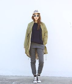 [Discussion]My Personal Female Streetwear Inspiration Album - Album on Imgur