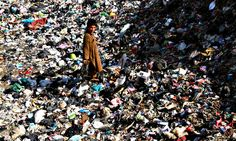 World Photography day | of the city is dumped in Herat, Afghanistan, 12 June 2013. World Day ...