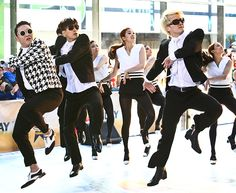 Get swept up in Korean pop culture with these inspired trends! Psy Kpop, Gangnam Style, Korean Wave, K Pop Music, Celebs, Celebrities, Yg Entertainment, Pop Culture, Celebrity