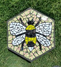 Bumblebee stepping stone. Pete