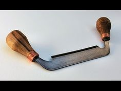 How To Make A Draw Knife