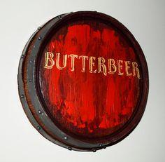 Butterbeer Barrel