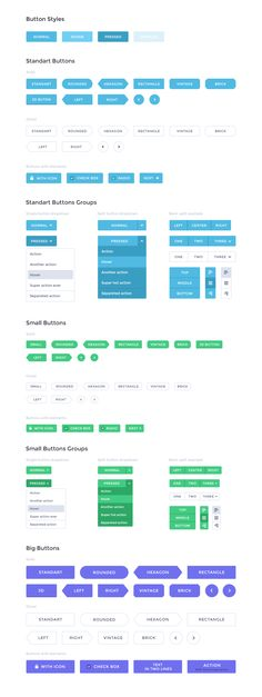 Boost UI Kit by Craftwork on Creative Market
