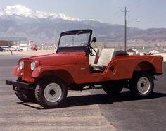 Jeep CJ | 1955 1975 jeep cj 6 1 Jeep History (1950s)