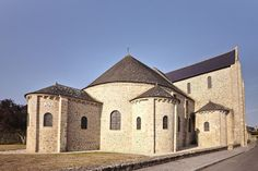 Abbaye de Rhuys Crédit photo : A. Lamoureux