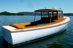 ALLIANCE was beautifully crafted by Gannon and Benjamin in 2007 and since that time has been in the care of an (original) owner who's boats only get better with Yacht Design, Boat Design, Small Power Boats, Lobster Boat, Classic Wooden Boats, Old Boats, Wooden Ship, Boat Building, Fishing Boats