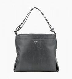 Mat & Nat: Vegan JORJA LG - PEWTER - crossbody - handbags
