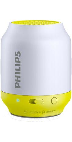 #HighTech | Presentes #tecnológicos #Philips #Colunas #Bluetooth #Chip7
