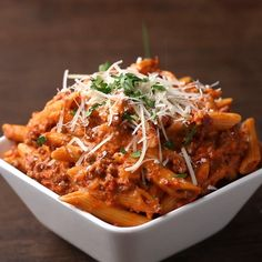Penne Alla Vodka by Tasty