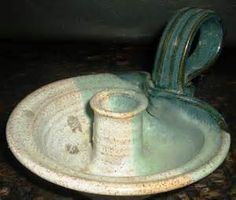 old fashioned candle holder - Bing images