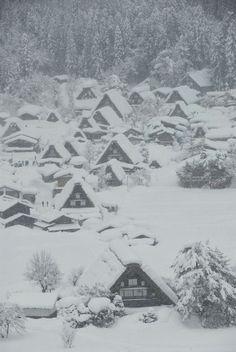 Shirakawa Village, Japan <3