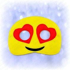 Love Emotion Mask