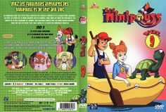 Les minipouss - Dvd Volume 09