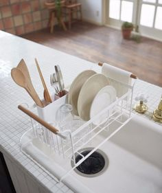 Utilize Over-the-Sink Space | #4 is so smart!