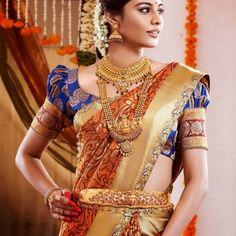 How to Choose an Indian Wedding Saree | Sarees Villa