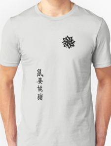 ARROW - Oliver Queen tattoos T-Shirt