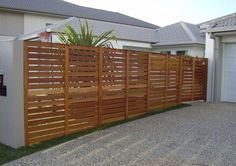 Balau Timber 1.8high with Gate - front fence?