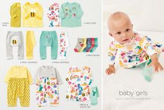 Happy Brights - Girls | Happy Brights - Girls | Newborn | Next: Portugal