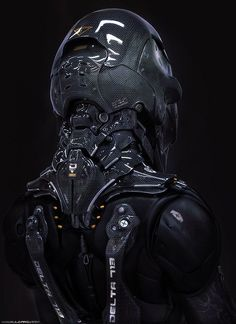 Pilot by Bulgarovadded | Tools: Softimage, ZBrush, Keyshot, Photoshop: