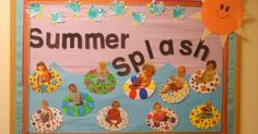 summer bulletin board ideas for preschool - Αναζήτηση Google