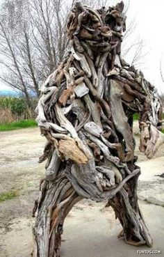 tree branch art