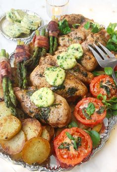 Food In French, Cooking Recipes, Healthy Recipes, Party Food And Drinks, Filets, Thanksgiving Recipes, Food Inspiration, Love Food, Carne