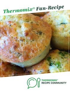 Recipe Vegetable Muffins by learn to make this recipe easily in your kitchen machine and discover other Thermomix recipes in Baking - savoury. Vegetable Muffins, Vegetable Recipes, Savoury Slice, Savory Muffins, Grubs, Main Meals, Jazz, Community, Baking