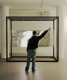 lumiblade. interactive. you fade to light.