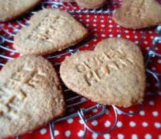 Almost Digestive Biscuitsfrom The English Kitchen