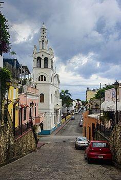 Casas coloniales en la Zona Colonial, el casco antiguo, patrimonio de la humanidad, Santo Domingo, República Dominicana, Antillas, Caribe, América Central